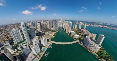 Miami en 360 degres