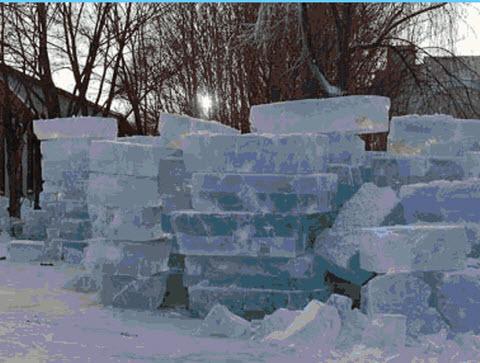 festival de glace