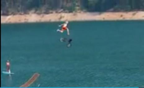 velo saut