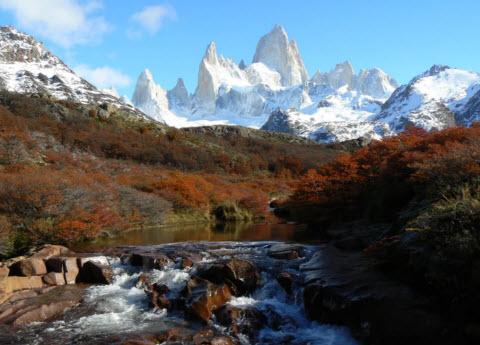 Patagonie en Automne