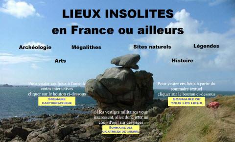 lieux insolites en France
