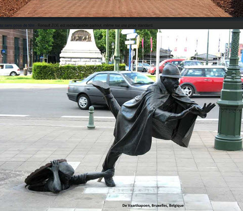 statues originales