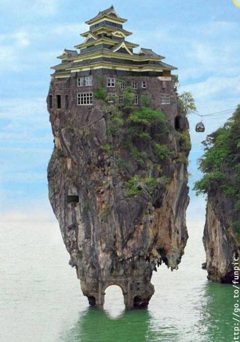 Maisons extraordinaires