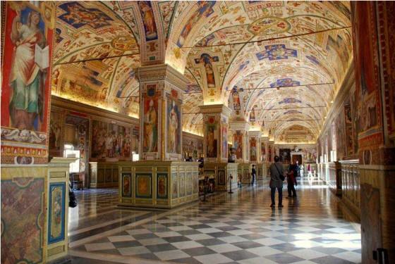 Arte no Vaticano