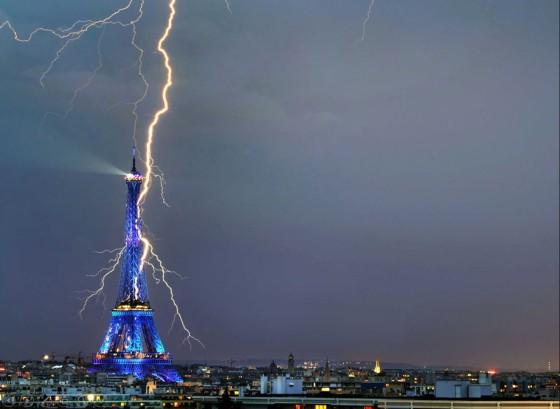 La foudre-Lightning-April 16