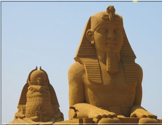 L-EGYPTE AU TOUQUET