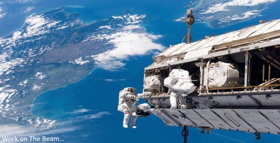 station-orbitale