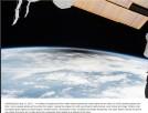 L'ombre vue de l'espace